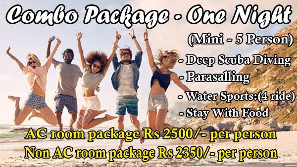 Combo Package - One Night copy